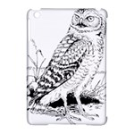 Animal Bird Forest Nature Owl Apple iPad Mini Hardshell Case (Compatible with Smart Cover)
