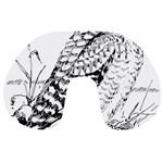 Animal Bird Forest Nature Owl Travel Neck Pillows