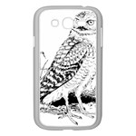 Animal Bird Forest Nature Owl Samsung Galaxy Grand DUOS I9082 Case (White)