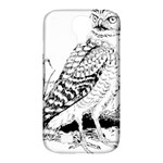 Animal Bird Forest Nature Owl Samsung Galaxy S4 Classic Hardshell Case (PC+Silicone)
