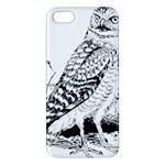 Animal Bird Forest Nature Owl iPhone 5S/ SE Premium Hardshell Case