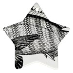 Animal Fish Ocean Sea Ornament (Star)