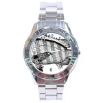 Animal Fish Ocean Sea Stainless Steel Analogue Watch