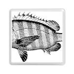 Animal Fish Ocean Sea Memory Card Reader (Square)
