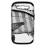 Animal Fish Ocean Sea Samsung Galaxy S III Hardshell Case (PC+Silicone)