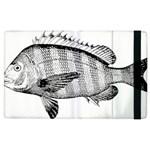 Animal Fish Ocean Sea Apple iPad 2 Flip Case