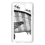 Animal Fish Ocean Sea Samsung Galaxy Note 3 N9005 Case (White)