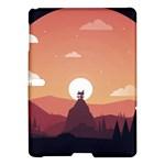 Design Art Hill Hut Landscape Samsung Galaxy Tab S (10.5 ) Hardshell Case