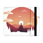 Design Art Hill Hut Landscape Samsung Galaxy Tab Pro 8.4  Flip Case
