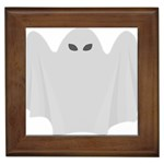 Ghost Halloween Spooky Horror Fear Framed Tiles
