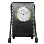 Ghost Halloween Spooky Horror Fear Pen Holder Desk Clocks