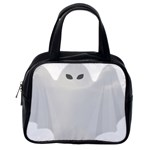 Ghost Halloween Spooky Horror Fear Classic Handbags (One Side)