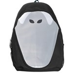 Ghost Halloween Spooky Horror Fear Backpack Bag
