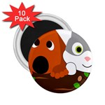Baby Decoration Cat Dog Stuff 2.25  Magnets (10 pack)