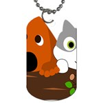Baby Decoration Cat Dog Stuff Dog Tag (One Side)