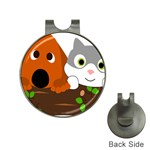 Baby Decoration Cat Dog Stuff Hat Clips with Golf Markers