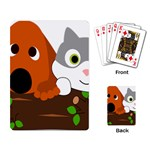 Baby Decoration Cat Dog Stuff Playing Card