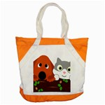 Baby Decoration Cat Dog Stuff Accent Tote Bag