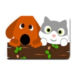 Baby Decoration Cat Dog Stuff Small Doormat