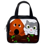 Baby Decoration Cat Dog Stuff Classic Handbags (One Side)