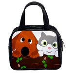 Baby Decoration Cat Dog Stuff Classic Handbags (2 Sides)
