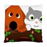 Baby Decoration Cat Dog Stuff Standard Cushion Case (One Side)