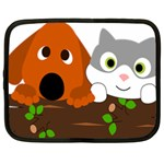 Baby Decoration Cat Dog Stuff Netbook Case (XXL)