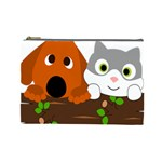 Baby Decoration Cat Dog Stuff Cosmetic Bag (Large)