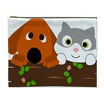 Baby Decoration Cat Dog Stuff Cosmetic Bag (XL)