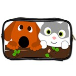 Baby Decoration Cat Dog Stuff Toiletries Bags 2-Side