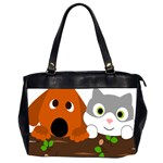 Baby Decoration Cat Dog Stuff Office Handbags (2 Sides)