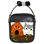 Baby Decoration Cat Dog Stuff Girls Sling Bags