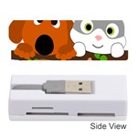 Baby Decoration Cat Dog Stuff Memory Card Reader (Stick)
