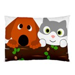 Baby Decoration Cat Dog Stuff Pillow Case (Two Sides)