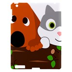 Baby Decoration Cat Dog Stuff Apple iPad 3/4 Hardshell Case