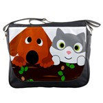 Baby Decoration Cat Dog Stuff Messenger Bags