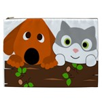 Baby Decoration Cat Dog Stuff Cosmetic Bag (XXL)