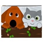 Baby Decoration Cat Dog Stuff Cosmetic Bag (XXXL)