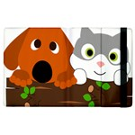 Baby Decoration Cat Dog Stuff Apple iPad 3/4 Flip Case