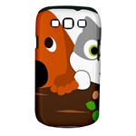 Baby Decoration Cat Dog Stuff Samsung Galaxy S III Classic Hardshell Case (PC+Silicone)