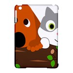 Baby Decoration Cat Dog Stuff Apple iPad Mini Hardshell Case (Compatible with Smart Cover)