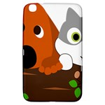 Baby Decoration Cat Dog Stuff Samsung Galaxy Tab 3 (8 ) T3100 Hardshell Case
