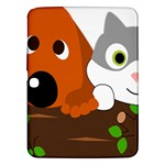 Baby Decoration Cat Dog Stuff Samsung Galaxy Tab 3 (10.1 ) P5200 Hardshell Case