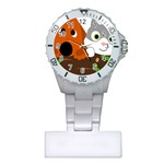 Baby Decoration Cat Dog Stuff Plastic Nurses Watch
