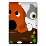 Baby Decoration Cat Dog Stuff Amazon Kindle Fire HD (2013) Hardshell Case