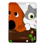 Baby Decoration Cat Dog Stuff Kindle Fire HDX 8.9  Hardshell Case
