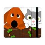 Baby Decoration Cat Dog Stuff Samsung Galaxy Tab Pro 8.4  Flip Case