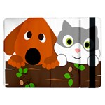 Baby Decoration Cat Dog Stuff Samsung Galaxy Tab Pro 12.2  Flip Case