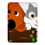Baby Decoration Cat Dog Stuff Samsung Galaxy Tab 4 (10.1 ) Hardshell Case