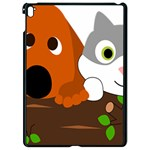 Baby Decoration Cat Dog Stuff Apple iPad Pro 9.7   Black Seamless Case